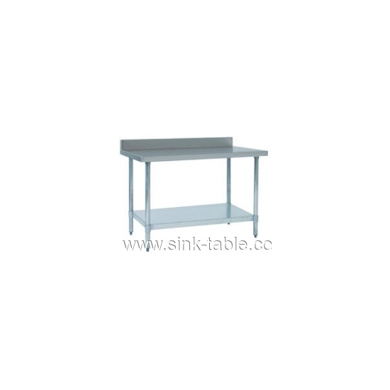 Stainless Steel Work Table With